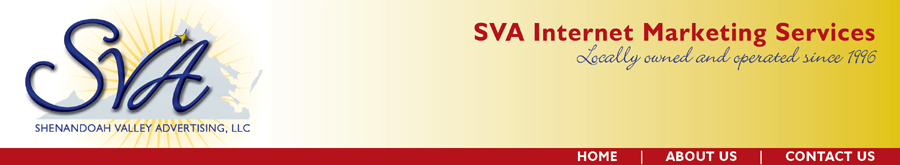 SVA Internet Marketing Services Logo